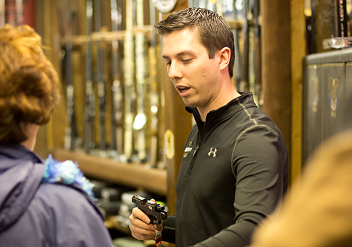Gun Experts at SoDak Sports