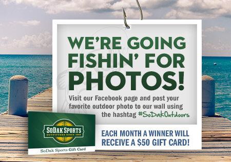 SoDak Sports Fishing for Photos